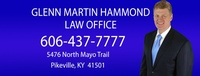 Glenn Martin Hammond Law Offices