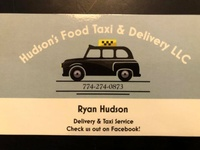 Hudson's Food Taxi & Delivery LLC.