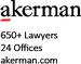 Akerman, LLP