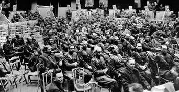 The March 1919 Paris Caucus set in motion The American Legion