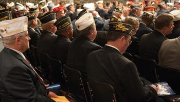 American Legion Members