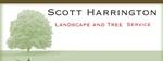 SCOTT HARRINGTON Landscape and Tree Service