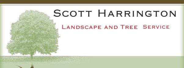 SCOTT HARRINGTON Landscape & Tree Service