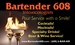 Bartender 608 Intoxicologists & Cocktail Caterers, LLC.