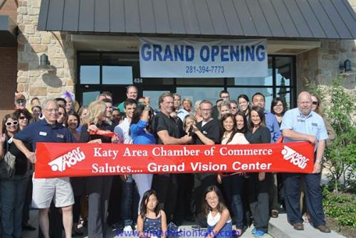 Celebrating the grand opening of our second location on Spring Green.