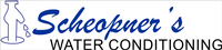 Scheopner's Water Conditioning, LLC