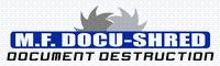 M.F. Docu-Shred Document Destruction