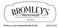 Bromley's Menswear