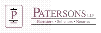 Patersons LLP