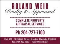 Roland Weir Appraisal Associates