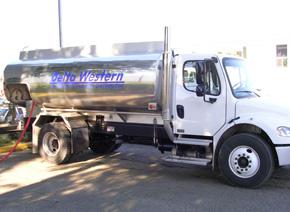 New Delta Western Truck