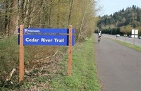 Cedar River Trail