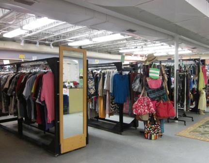 GFCFS Clothes Closet