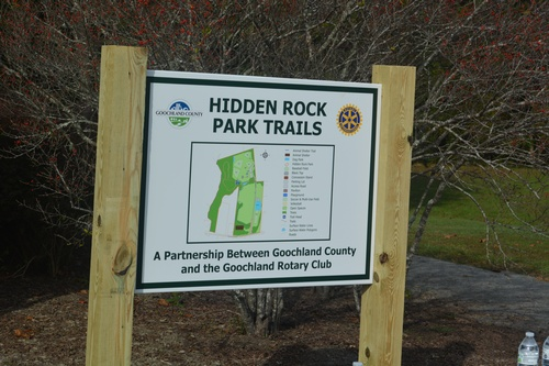 Dog Park and Exercise Trail