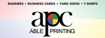Able Printing Co.