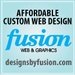 Fusion Web & Graphics Design