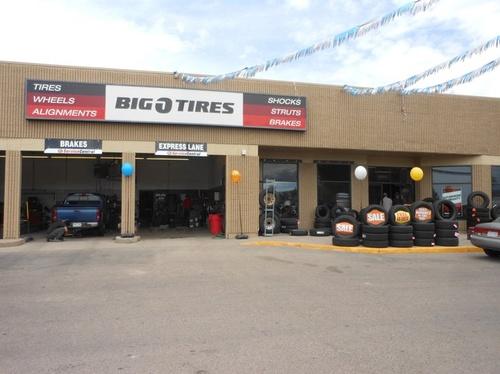 Big O Auto >> Big O Tires Auto Repair Service Retail Shopping