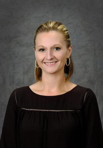 Erica Hawkin, Programs Coordinator/Young Professionals