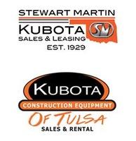 Stewart Martin Kubota & Kubota Construction Equipment of Tulsa