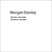 Morgan Stanley - Michael Holcomb