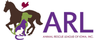 Animal Rescue League of Iowa, Inc.