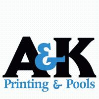 A & K Printing & Pools