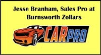 Jesse Branham at Burnworth Zollars Auto Group