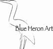 Blue Heron Art