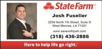 Josh Fuselier State Farm