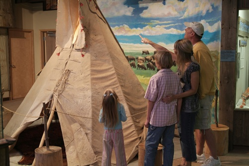 Gallery Image Dakota%20Discovery%20Teepee%20with%20Family.JPG