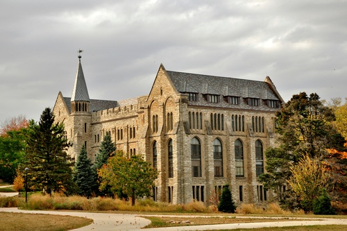 St. Olaf Holland Hall