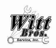 Witt Bros. Service, Inc.
