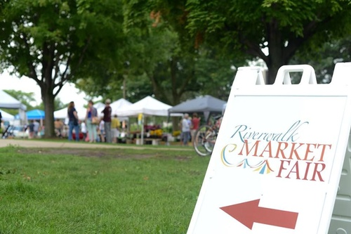 All Roads Lead To The Riverwalk Market Fair