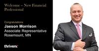 Thrivent Financial/Jaeson Morrison