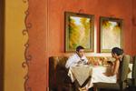 Enjoying dinner in signature restaurant, Maravilla