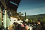 Serene vistas in the outside terrace at Maravilla