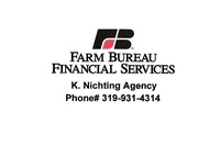 K. Nichting Agency Farm Bureau Financial Services