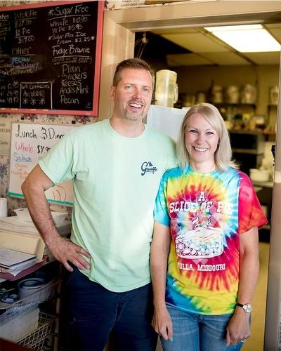 Owners - Ryan and Katherine Warnol