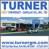 Turner Chevrolet-Cadillac Co., Inc.