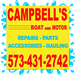 Campbell's Outboard, Inc