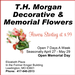T.H. Morgan, Inc. Memorial & Decorative Flowers