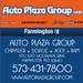 Auto Plaza - Chrysler, Dodge, Jeep, RAM