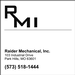 Raider Mechanical, Inc.