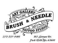 The Brush & Needle Art Gallery & Tattoo Studio