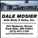 Dale Mosier Auto Body and Sales, Inc.