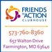 BJC Behavioral Health/ Friends in Action Clubhouse