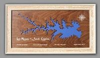 Lake Murray Silhouette