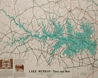 Lake Murray - Then and Now