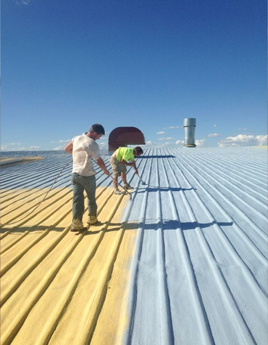 Metal Roof Coatings