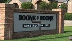 Boone & Boone Construction, LTD